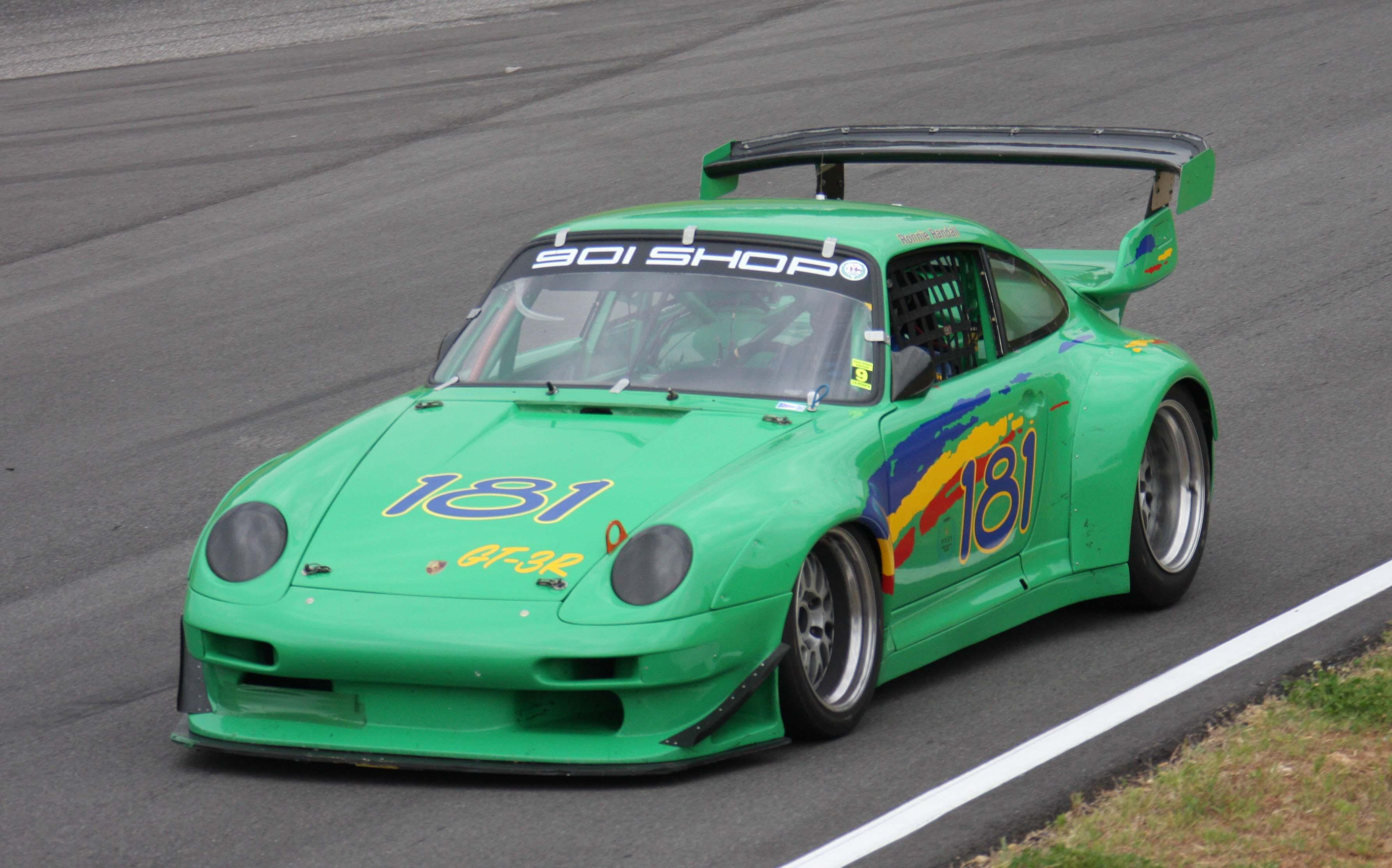 Porsche Built on 1976 911